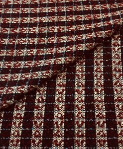 Tissu laine tweed 7