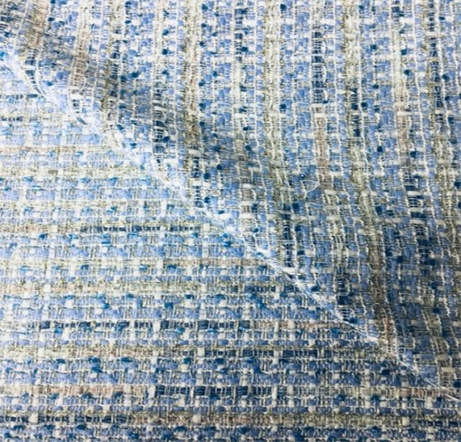 Tissu laine tweed 8