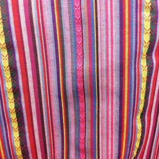 Tissu poncho 008