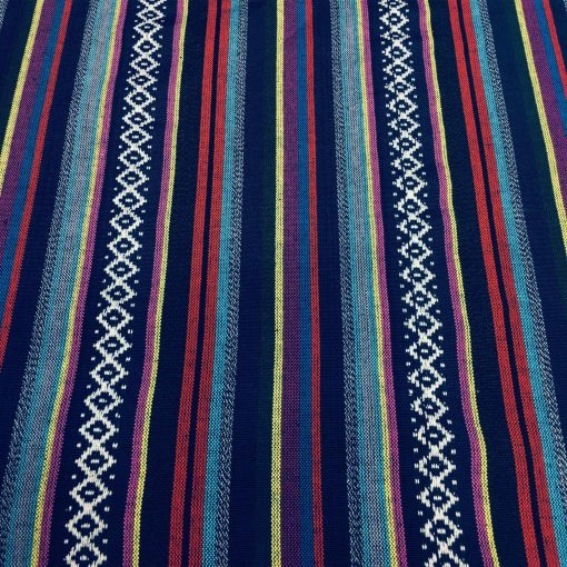 Tissu poncho 009