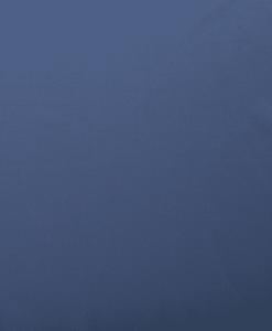 Tissu sweat molleton indigo