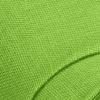 Toile de jute vert fluo
