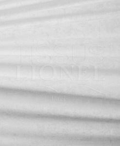 Белый мятый бархат