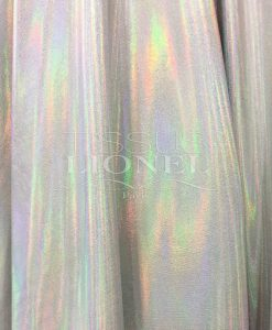 Vinyl hologramme blanc