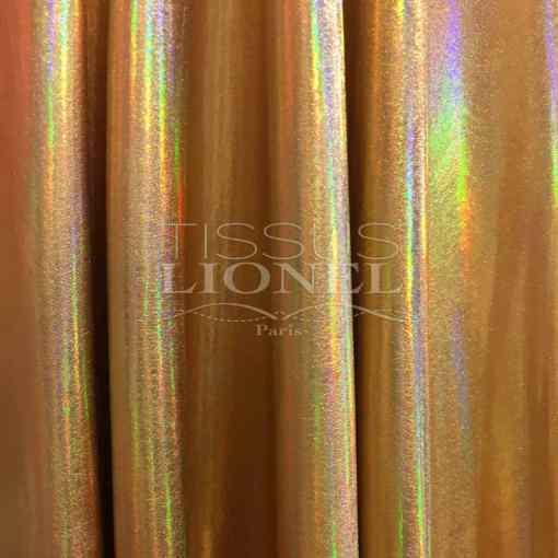 Vinyl hologramme or
