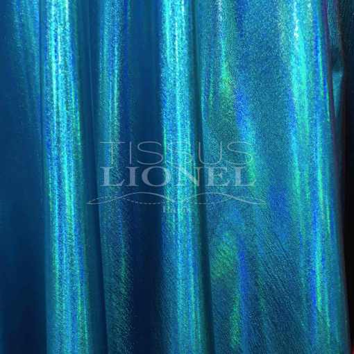 Vinyl hologramme turquoise