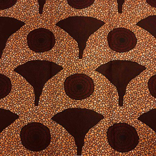 Wax- Tissus africain tresses