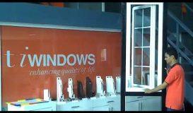 Crank Operated upvc window by tiWindows