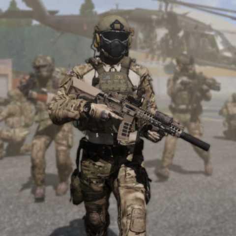 ArmA 3 MilSim Clan - Q Sharp4