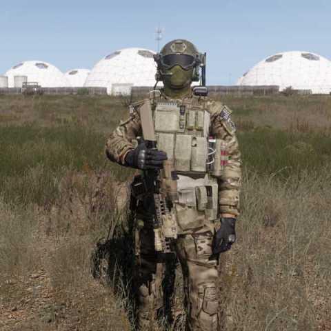 ArmA 3 MilSim Clan - Q Dio2