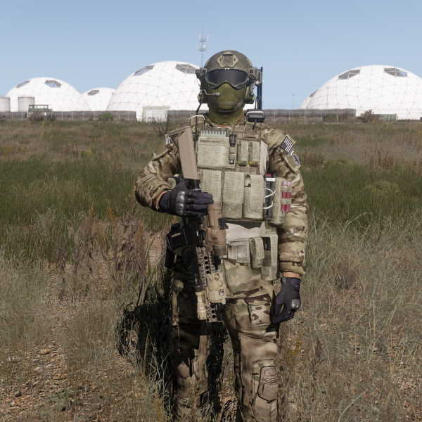 ArmA 3 Clan MilSim - Q Dio2