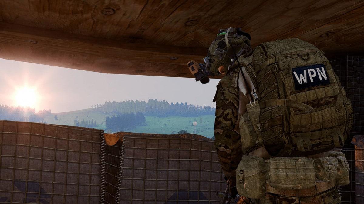 ArmA 3 Unit Bunker