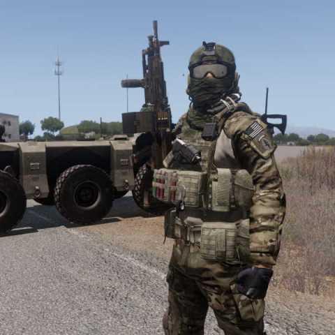 ArmA 3 MilSim Clan - Q Sarias2