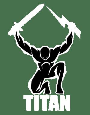 ArmA 3 MilSim Clan - titanlogo white retina