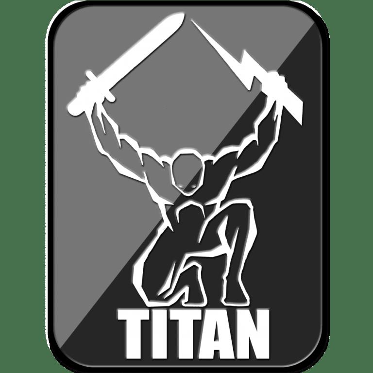deutscher ArmA 3 Clan TITAN Platoon Logo