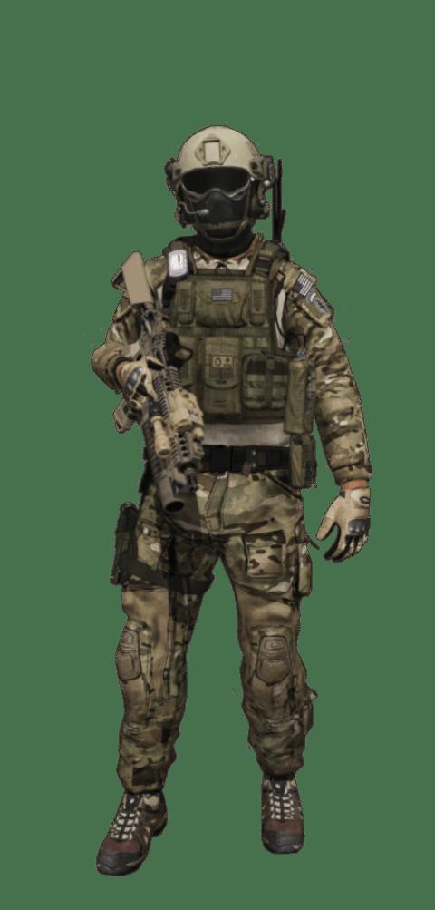 ArmA 3 MilSim Clan - 0 PTL Sharp v