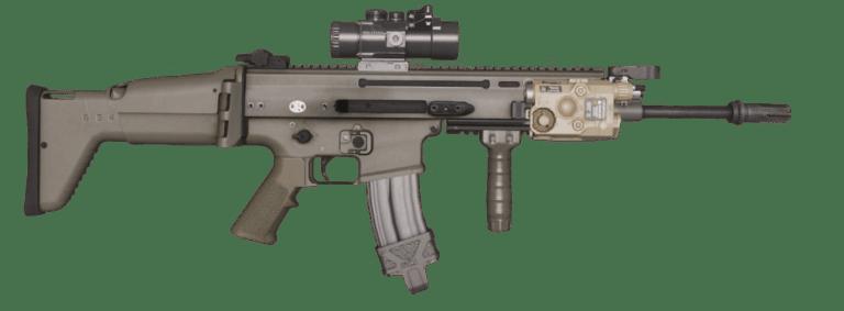 ArmA 3 Clan MilSim - SCAR L trans