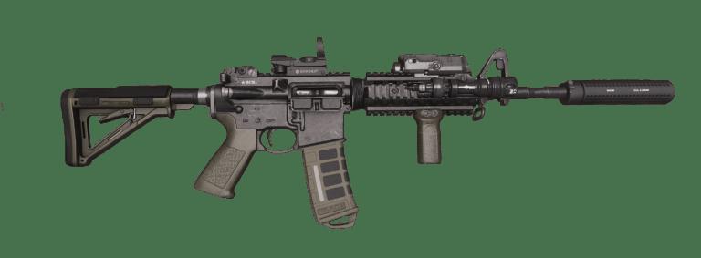 ArmA 3 MilSim Clan - m4 trans