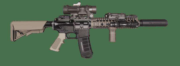 ArmA 3 MilSim Clan - mk18 trans