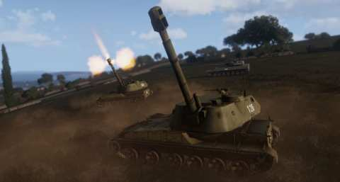ArmA 3 MilSim Clan - 2S3M1