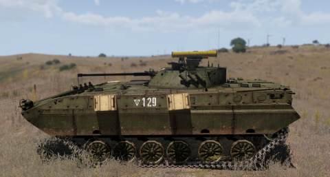 IFV - Militär - ArmA 3 - Panzer