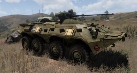 BTR - RHS - IFV