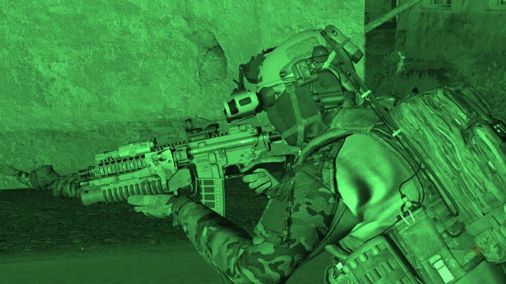 ArmA 3 Night Raid