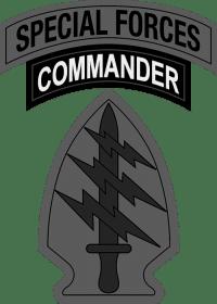 ArmA 3 MilSim Commander Abzeichen