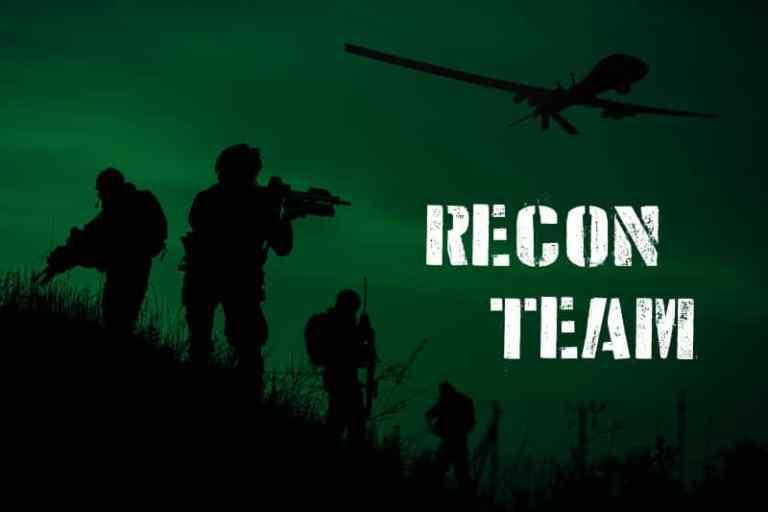 ArmA 3 Sniper Spotter Recon
