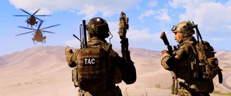 ArmA 3 Clan JTAC und Luftunterstützung