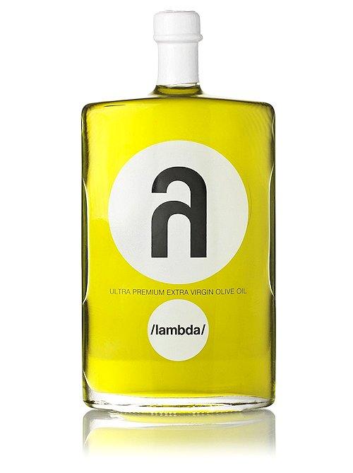 Lambda Oil, Ultra Premium Extra Virgin Olive Oil 60 eur / 500ml