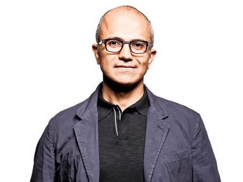 Satya Nadella Microsoft new CEO is shy and humble