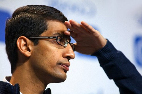 sundar pichai as microsoft ceo rumors