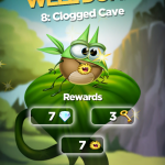 Best Fiends iPhone, Game Play Screenshots