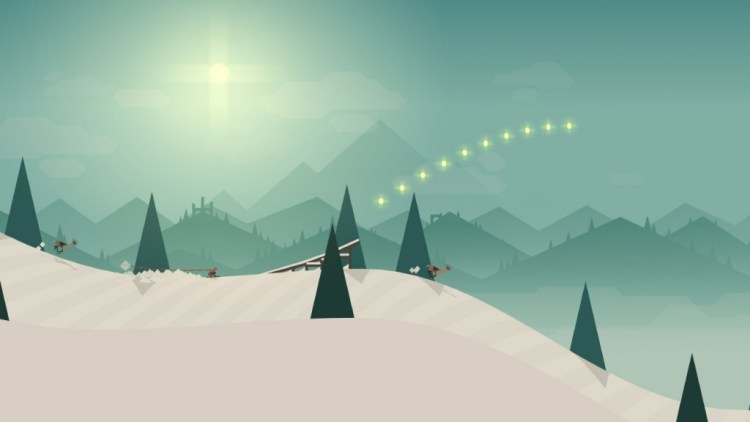 Game Review: Alto's Adventure 2015 For iPhone, iPad