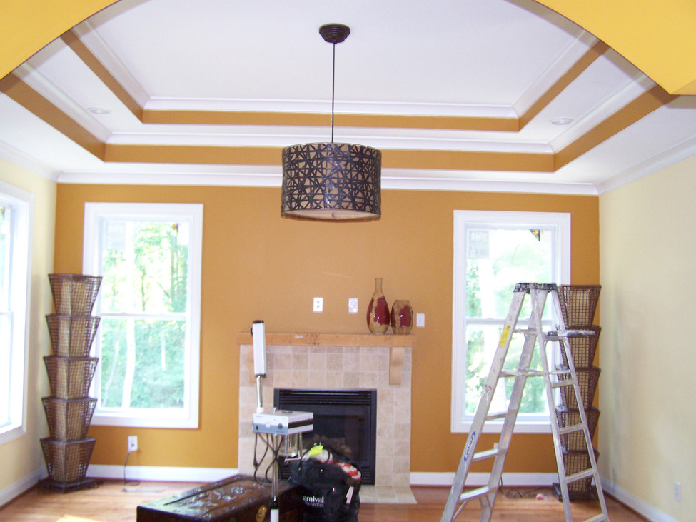 Interior and Exterior House Painting Charlotte  NC Miami Interior Painting