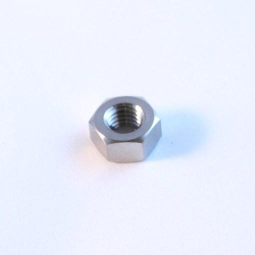 M8 plain nut