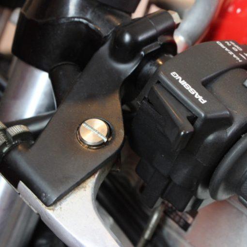 clutch lever pin TITANIUM