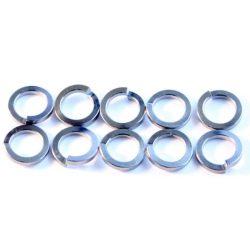 """1/2"""" titanium spring washer"""