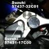 Suzuki lever bolt numbers