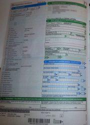 NSR250SE Log books