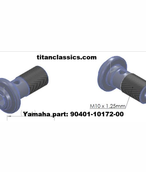 yamaha banjo 90401-10172-00