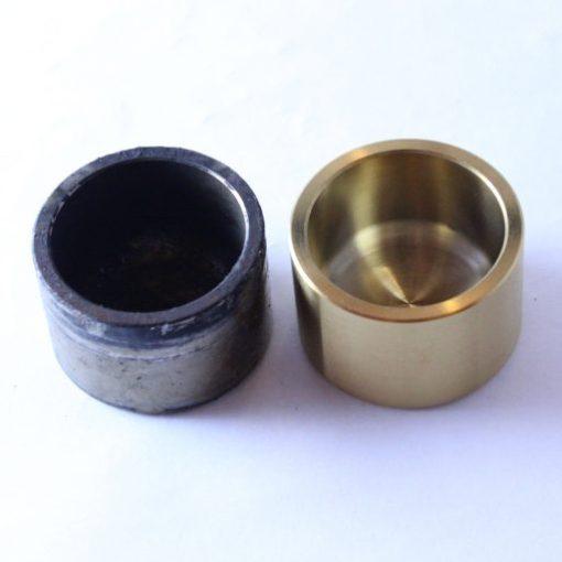 vj22 big front caliper pistons comparison