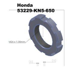Honda Titanium 53229-kn5-650