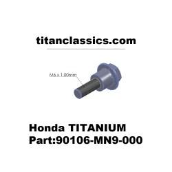 Honda TITANIUM 90106-MN9-000