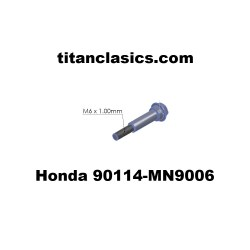 honda TITANIUM 90114-mn9-006