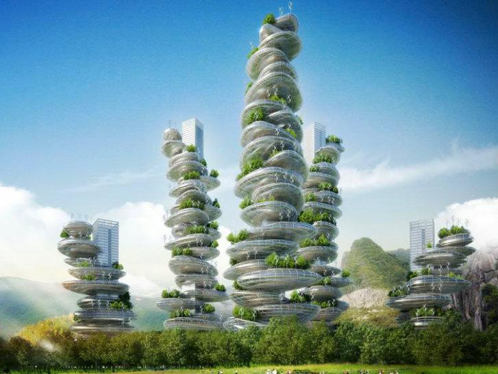 Asian-Cairns-Farmscrapers-Vincent-Callebaut-1
