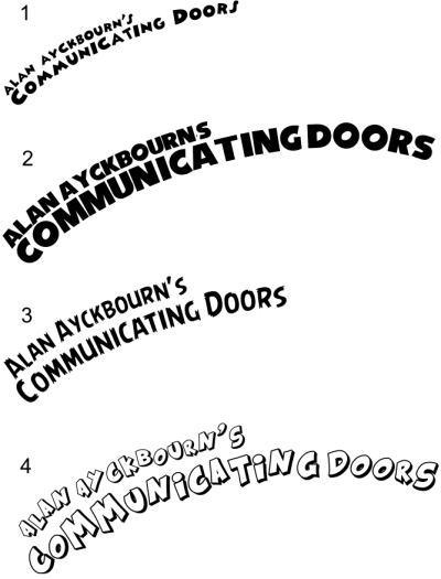 communicating doors tesxt