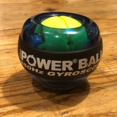 TitaniumGeek IMG 6853 PowerBall Gyroscope Review Gear Reviews Olecranon Fracture Posts  PowerBall physiotherapy gyroscope Gear   Image of IMG 6853