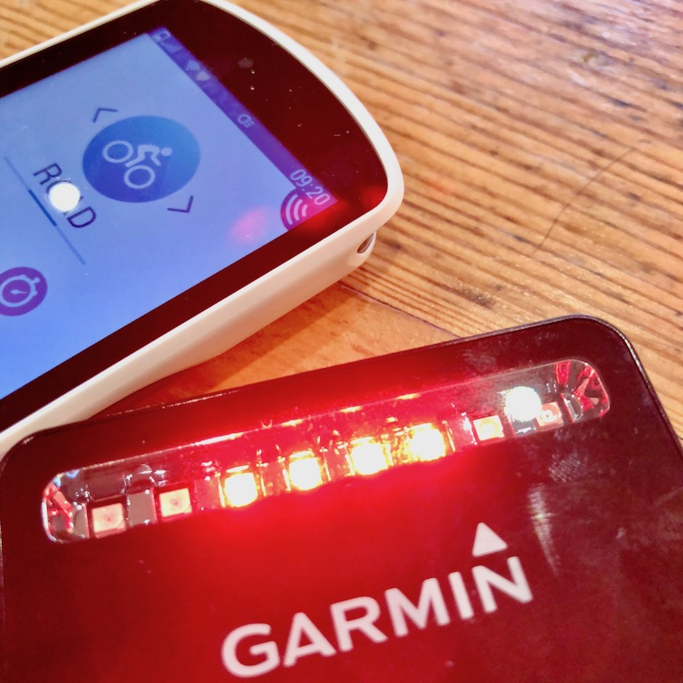 TitaniumGeek IMG 4625 Garmin Varia Radar Review   True biking innovation Bike Lights Cycling Gear Reviews  Varia Radar garmin   Image of IMG 4625